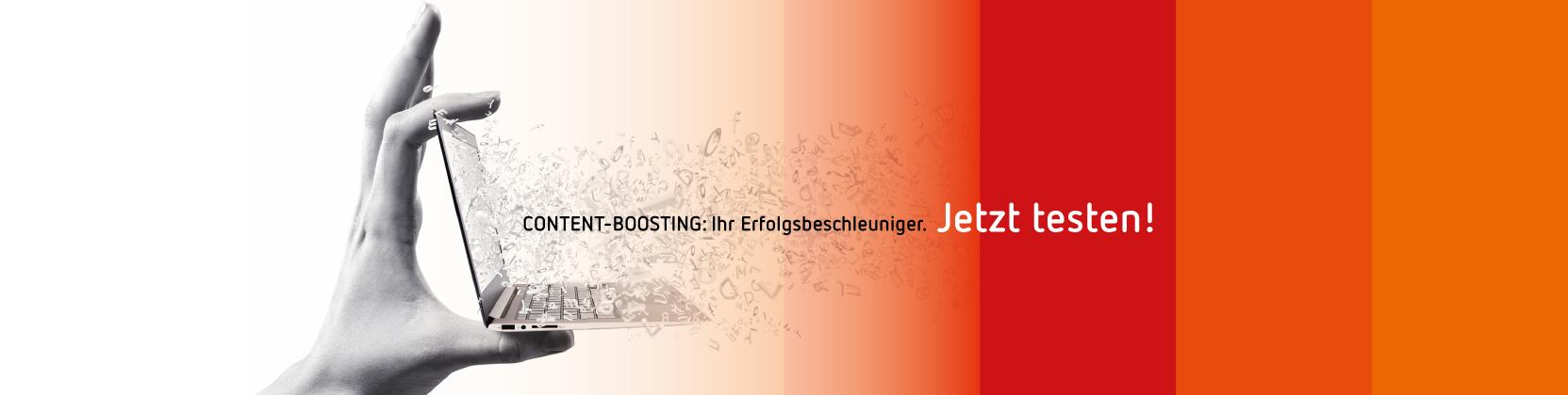 Jetzt testen! content-boosting.de